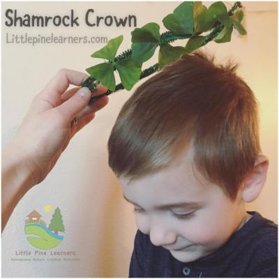 This is such a fun nature craft for your preschooler!