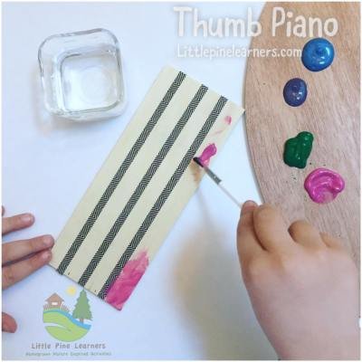 Turn an ordinary piece of wood into a thumb piano.